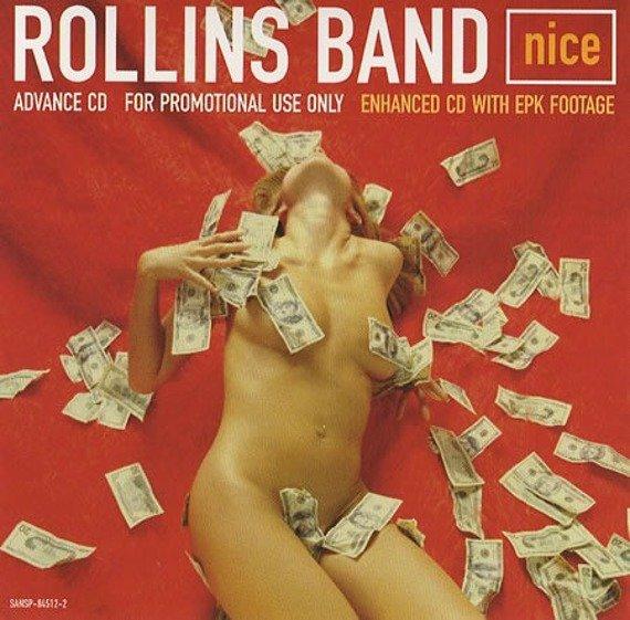płyta CD: ROLLINS BAND - NICE