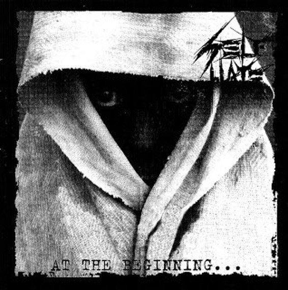 płyta CD: SELF HATE - AT THE BEGINNING