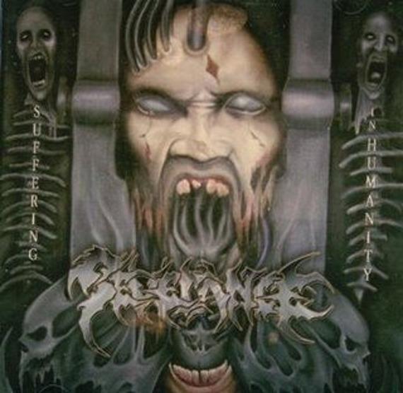 płyta CD: SEVERANCE (US) - SUFFERING IN HUMANITY