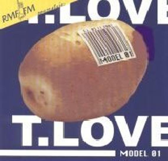 płyta CD: T.LOVE - MODEL 01