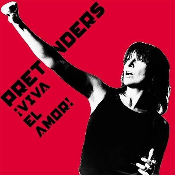 płyta CD: THE PRETENDERS - VIVA EL AMOR