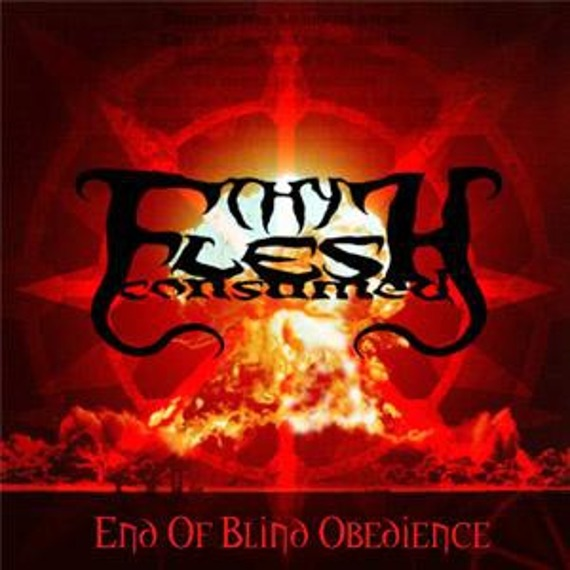 płyta CD: THY FLESH CONSUMED - END OF BLIND OBEDIENCE