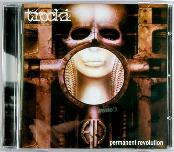 płyta CD: TROCKI - PERMANENT REVOLUTION (RM666 007)