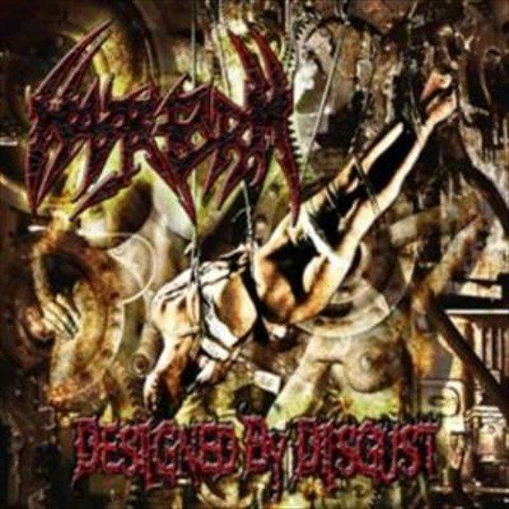 płyta CD:  WASTEFORM - DESIGNED BY DISGUST