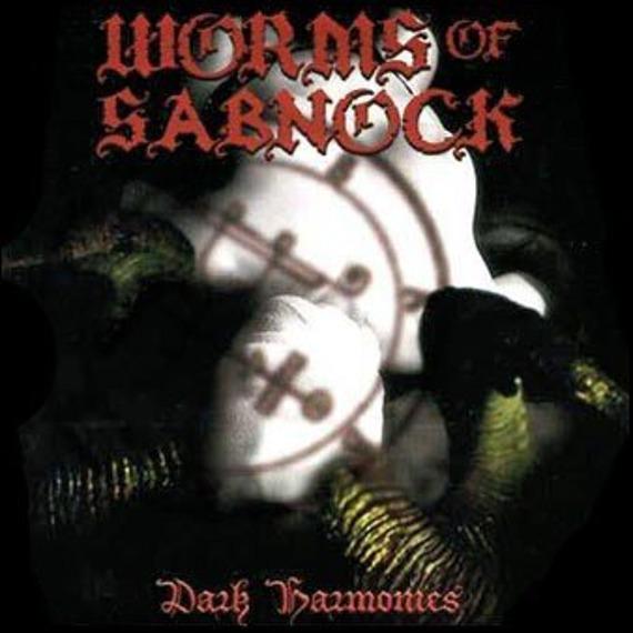 płyta CD: WORMS OF SABNOCK - DARK HARMONIES