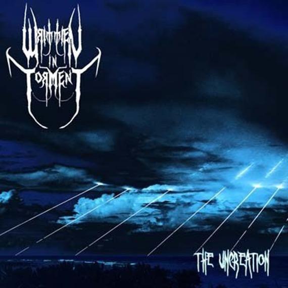 płyta CD: WRITTEN IN TORMENT - THE UNCREATION
