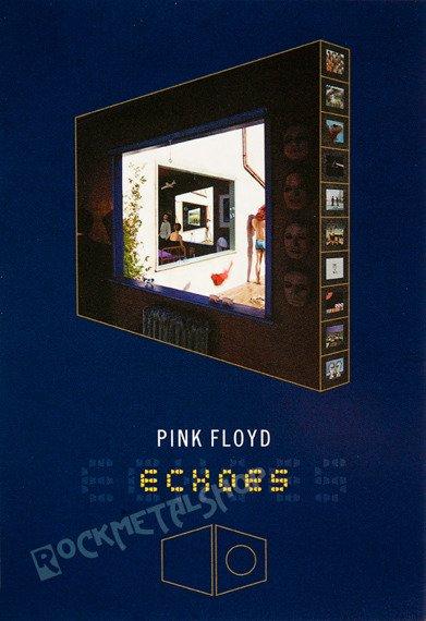 pocztówka PINK FLOYD - ECHOES