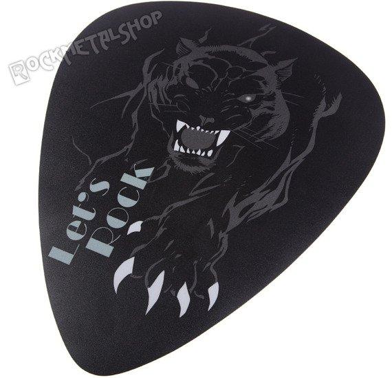 podkładka pod mysz LET'S ROCK - BLACK PANTHER