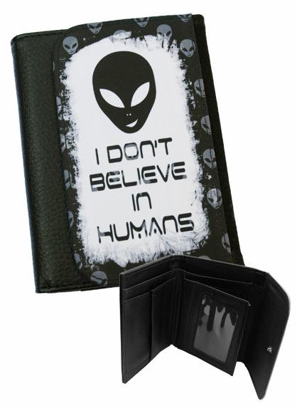portfel DARKSIDE - I DON'T BELIEVE IN HUMANS