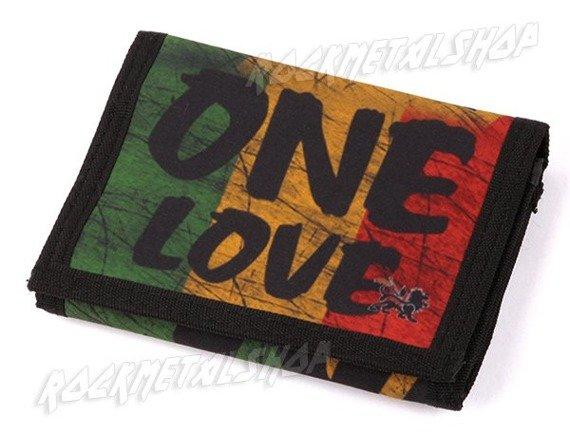 portfel ONE LOVE