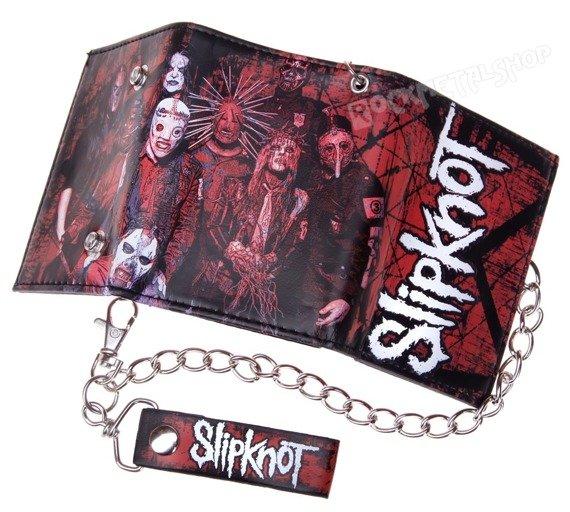portfel SLIPKNOT - SCRATCHED GROUP