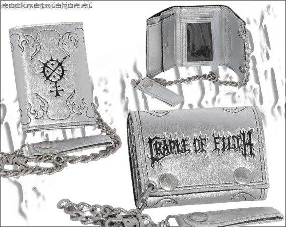 portfel skórzany CRADLE OF FILTH