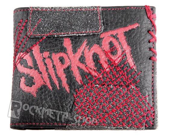 portfel w etui SLIPKNOT