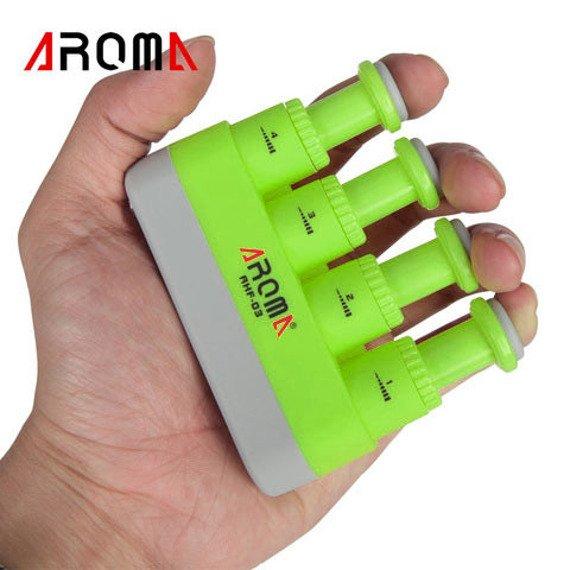 przyrząd treningowy AROMA AHF-03 green