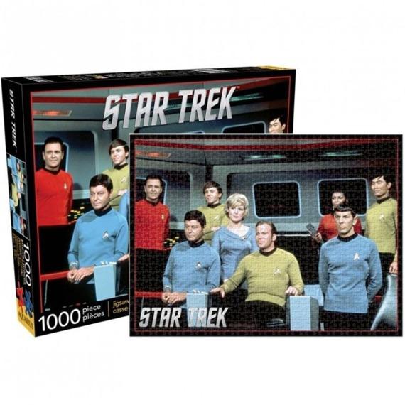 puzzle STAR TREK, 1000 szt