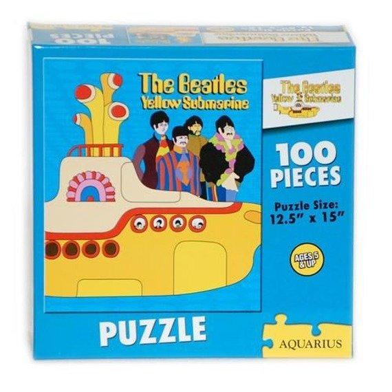 puzzle THE BEATLES - YELLOW SUBMARINE 100szt. (NMR71005)