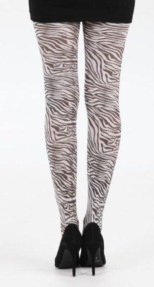 rajstopy Petite Zebra - Multicoloured
