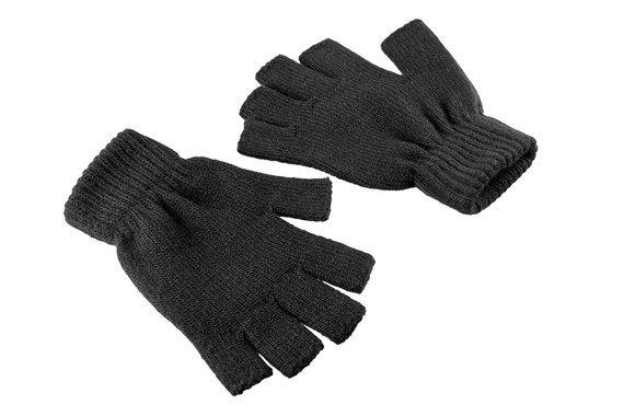 rękawiczki AC/DC - LOGO