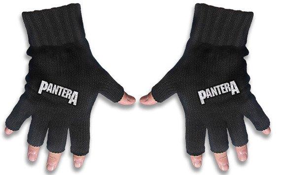 rękawiczki PANTERA - LOGO