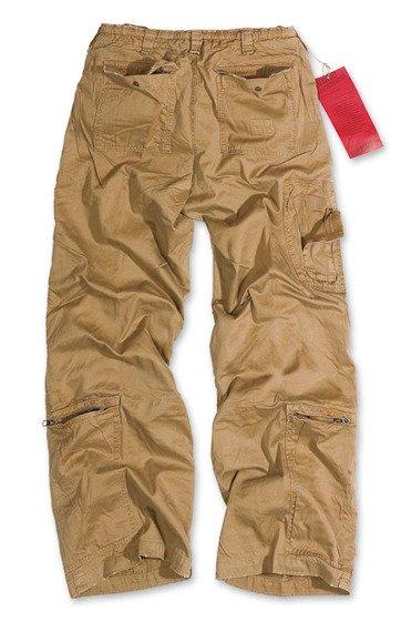 spodnie INFANTRY CARGO beżowe