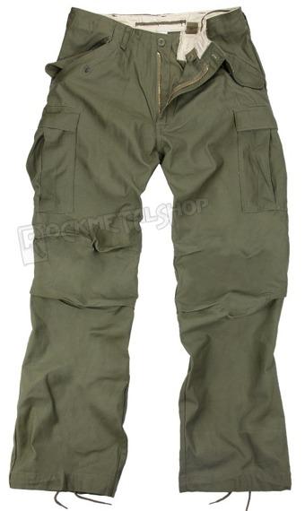 spodnie bojówki US FELDHOSE M65 NYCO OLIVE