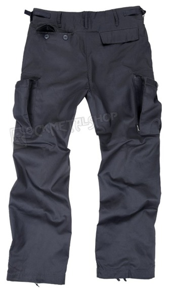 spodnie bojówki US RANGER HOSE TYP BDU DK.BLAU
