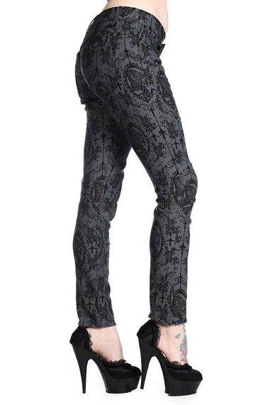 spodnie damskie BANNED - CAMEO