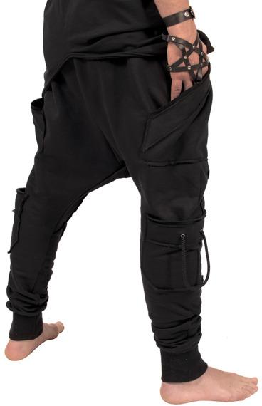 spodnie dresowe AMENOMEN