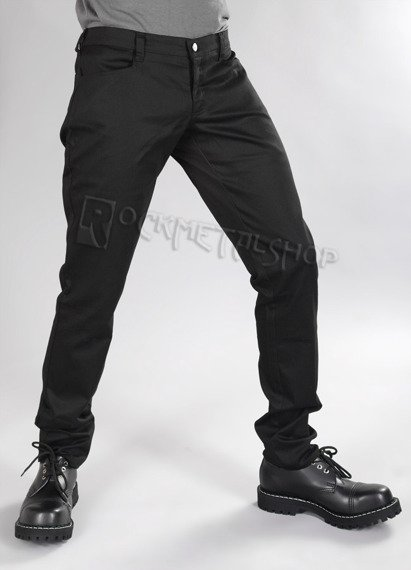 spodnie unisex CLOSE PANTS czarne
