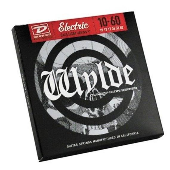 struny do gitary elektrycznej DUNLOP - ZAKK WYLDE ICON SERIES /010-060/ (ZWN1060)