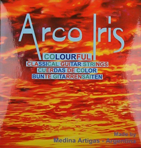 """struny do gitary klasycznej MEDINA ARTIGAS """"Arco Iris"""" 350"""