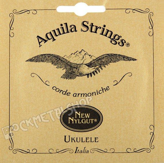 struny do ukulele sopranowego AQUILA SOPRAN Nylon