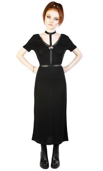 sukienka DISTURBIA - CHOKE