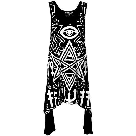 sukienka KILL STAR - THELEMA