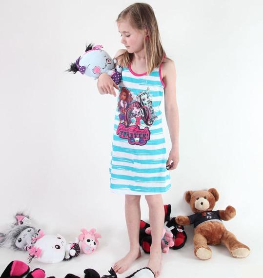 sukienka dziecięca MONSTER HIGH - GOUL FRIENDS FOREVER