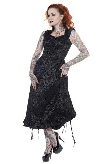suknia BANNED - GOTH