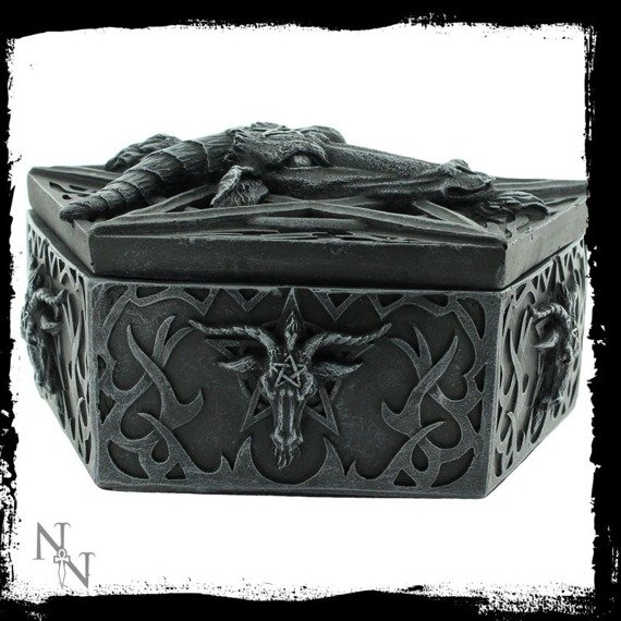 szkatułka BAPHOMETS HOARD