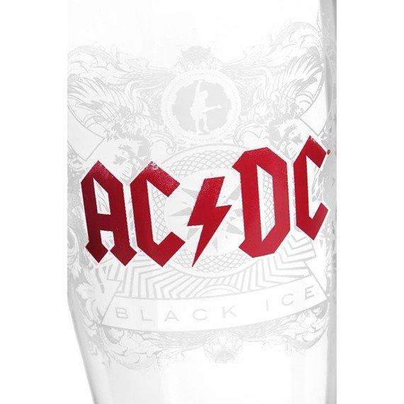 szklanka do piwa AC/DC - LOGO