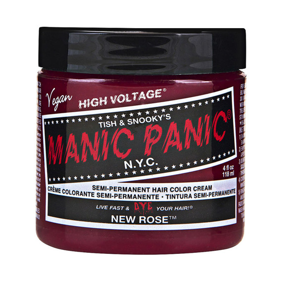 toner do włosów MANIC PANIC - NEW ROSE
