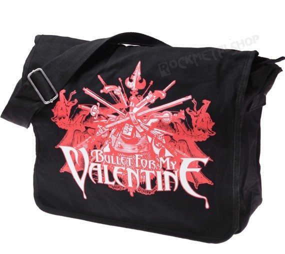 torba na ramię BULLET FOR MY VALENTINE - SWORD BURST