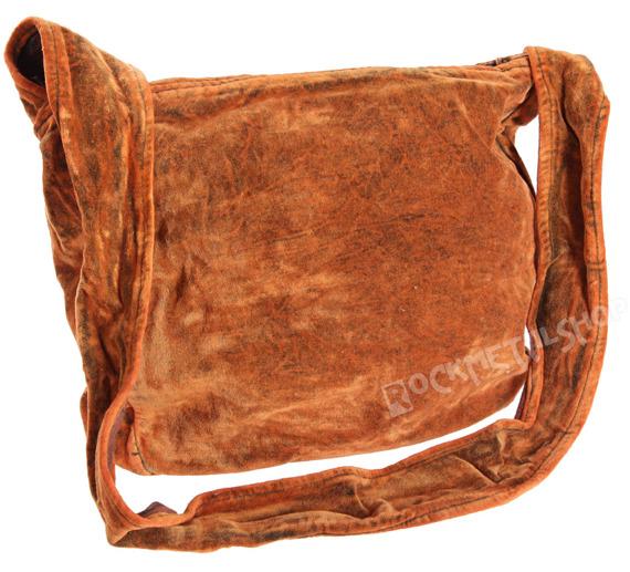 torba na ramię INDYJSKA LIGHT BORDO
