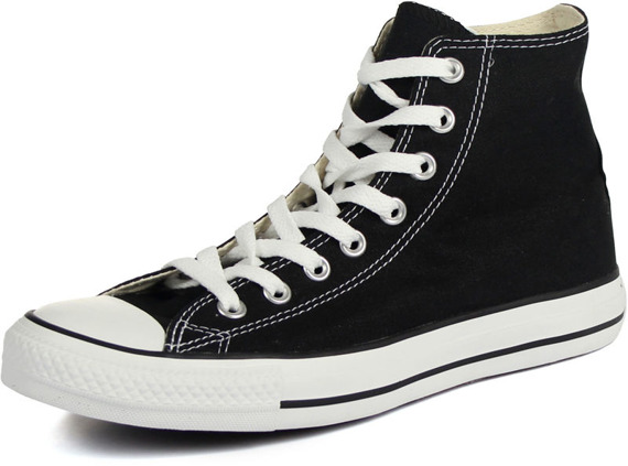 trampki  CONVERSE - CHUCK TAYLOR ALL STAR (BLACK)