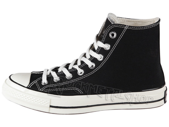 trampki CONVERSE - CHUCK TAYLOR ALL STAR CT 70 HI HERITA BLACK