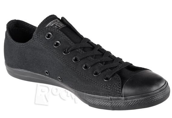 trampki CONVERSE - CHUCK TAYLOR ALL STAR CT LEAN OX BLACK BLACK
