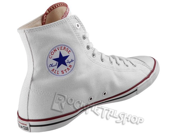 trampki CONVERSE - CHUCK TAYLOR ALL STAR FANCY CT WHITE
