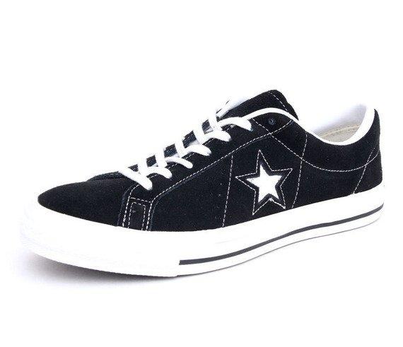 trampki CONVERSE ONE STAR CLASSIC 74 (BLACK)