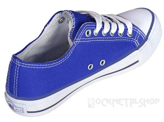 trampki NEW AGE - ROYAL BLUE (083)
