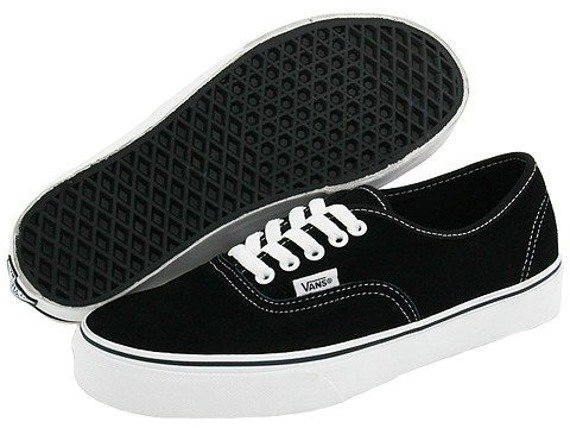 trampki VANS - AUTHENTIC BLACK