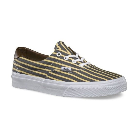 trampki VANS  - ERA 59 YELLOW TRUE WHITE