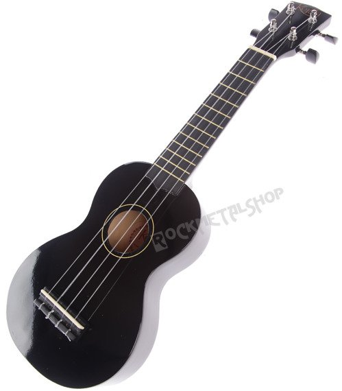 ukulele sopranowe KORALA czarne